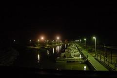 (isatitti) Tags: sea night boats lights mare luci notte lampione notturno marenostrum quiete chebelloilmare