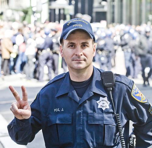 Peace Cop