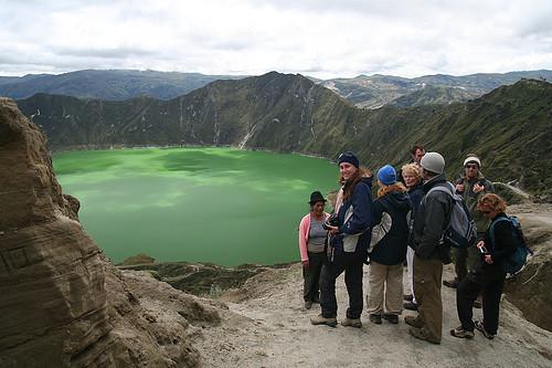 quilotoa ecuador