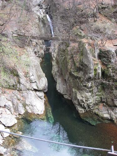Cascate sul torrente Pogallo