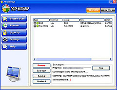 xp antivirus protection, xp anti virus protection
