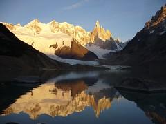 Fitz Roy - trek - aurore - lagune - glacier - sommets