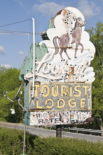 Lookout Tourist Lodge