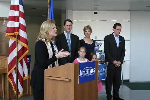 Diane Farrell endorses Jim Himes