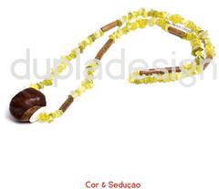 CL 087 (dupla C&D design) Tags: fashion design natureza moda artesanato artesanal cermica coco movimento sisal palha col