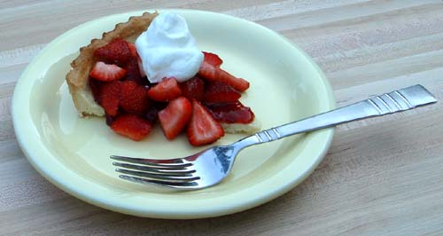 Strawberry Tart 2