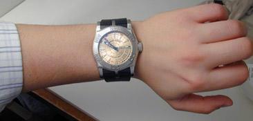 Roger Dubuis SAW - wrist