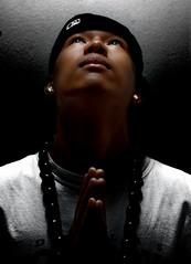 [フリー画像] [人物写真] [男性ポートレイト] [外国人男性] [祈り/祈る]       [フリー素材]