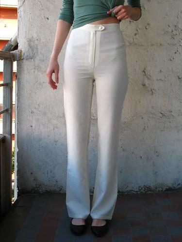 просвечивающиеся брюки фото