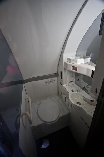 The Concorde's Lavatory by bensonkua.