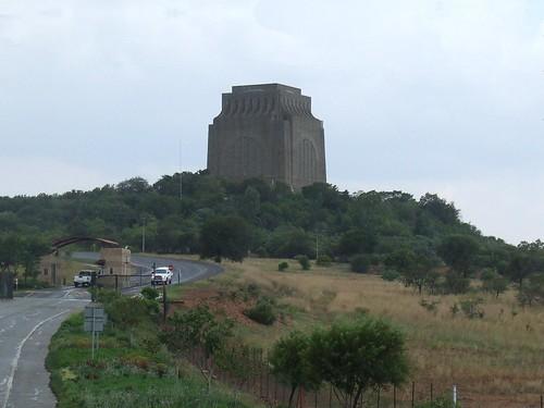 The Voortrekker Monument por pandrcutts.