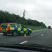 Essex Police on the A12.