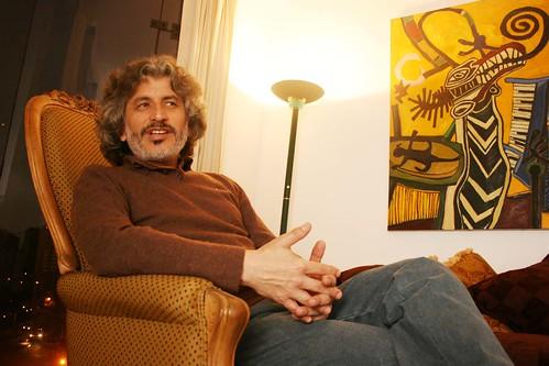 Entrevista Augusto Cabada