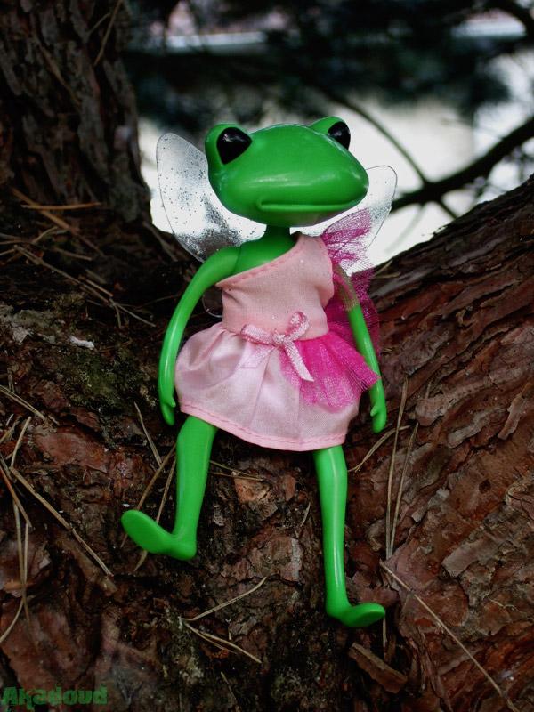 My Wonder Frog... Nels... à la plage... p3 2613878874_b3a70d15ee_o