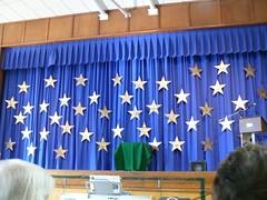 My stars!