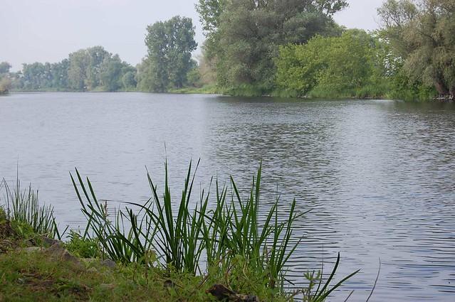 river Havel in Strodehne