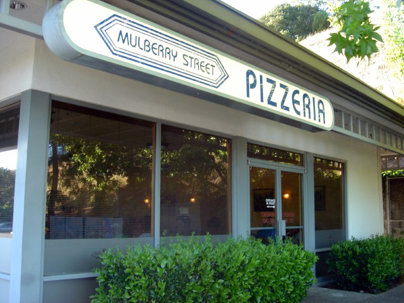 Mulberry Street Pizza