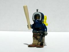 BrickArms baseball bat prototype