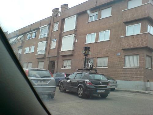 Google Street View car en Pozuelo y Aravaca 2632755174_fab0eee0a6