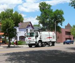 24 Street Sweeper (ChicagoanInColorado) Tags: street drive colorado cattle springs 2008 streetsweeper sweeper tejon