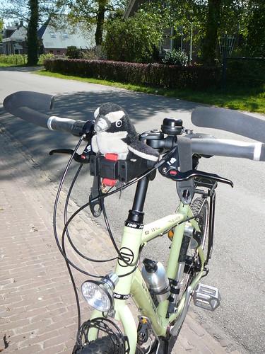 En bici por Holanda, Vries