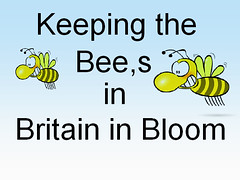 Wildlife Garden Motto (Wildlife Gardener) Tags: flowers with 1st britain wildlife bees working insects bloom british prize organic 2008 highly gardener keeping 2007 beneficial commended