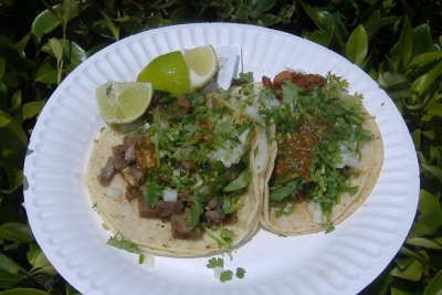 Alebrije's Grill Tacos