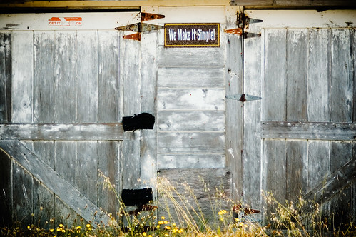 Shed at The House