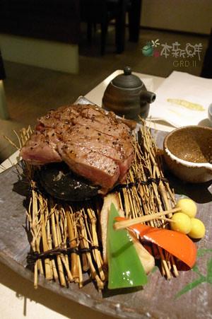 石板燒牛肉