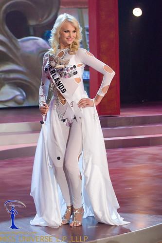 Traje de Fantasía de Miss Holanda