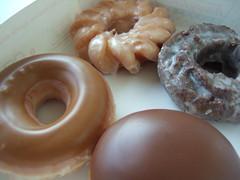 @ Krispy Kreme