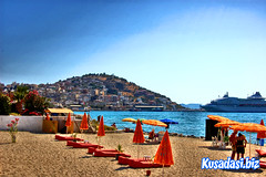 Kusadasi Downtown Beach