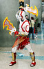 God of War Cosplay (vyxle) Tags: fun la costume cosplay bodylanguage videogame ax animeexpo godofwar gow