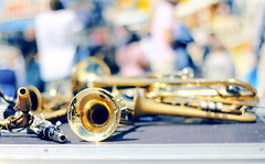 instruments (Fa.bian) Tags: show colors festival colorful colours wind bokeh band trumpet instruments 850 canonef50mmf14usm embouchure canoneos30d bokehlicious bildermacher fabiangehweiler