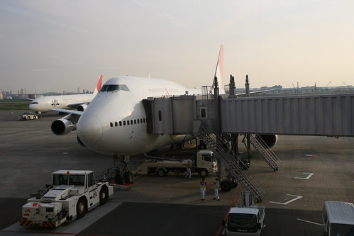 JA8183@羽田空港 by RafaleM
