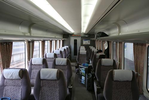 キハ281系スーパー北斗グリーン車 by RafaleM