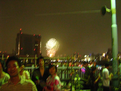 The 31st Sumida River Fireworks! 10