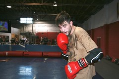 Carlos Condit Days before title defense by DeMattos