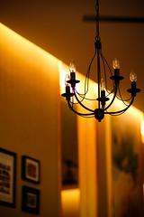 Warm (Huey Yoong) Tags: light shadow silhouette shop warm mood dof bokeh fixtures dramatic depthoffield interiordesign phop nikkor85mmf18 hbweve happybokehwednesdayeve