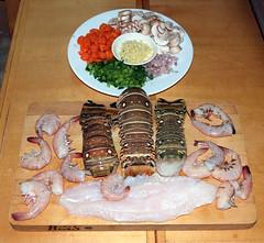 food florida lobster seafood lobsters potpie keywest cayobo floridakeys iatethis recipestoshare helenbo seafoodpotpie keywestpotpie pinterest