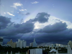 Storm Over South Beach 4 (Can't Equalize) Tags: beach south 08 julyaugust justclouds