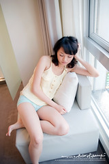 Yuchan (AehoHikaruki) Tags: life light portrait people cute girl beautiful fashion asian photo nice interesting asia photos sweet album great chinese taiwan lazy taipei lovely