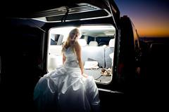 Hummer trunk (ZekaG) Tags: sf light white black beach canon bride bay dress flash trunk wireless inside hummer trigger speedlite offcamera