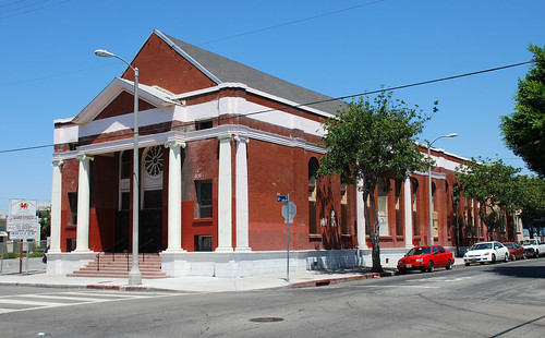 Welsh Presbyterian Church Building