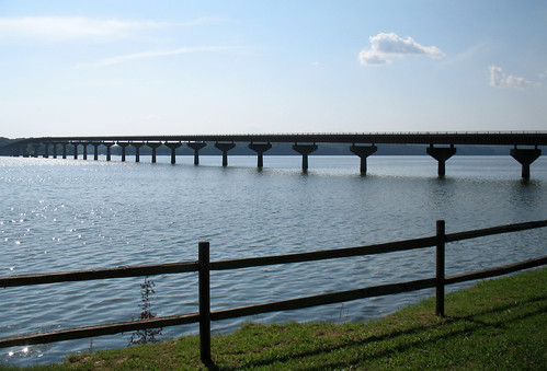 Tennessee River Bridge on Natchez Trace Parkway (1)