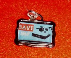 save me  handmade (*AnalogKiD*) Tags: diy saveme handmade marilynmonroe vip resin polaroid600 savepolaroid