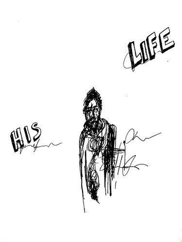 His Life - illustration