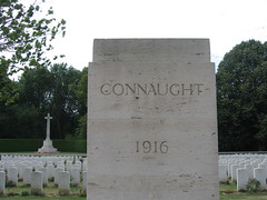 Connaught (Rick Cook) Tags: france war cemetary connaught