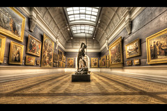 Art Gallery of NSW (Pawel Papis Photography) Tags: wood sculpture painting floor artgallery sydney australia ceiling chapeau artgalleryofnsw bec sigma1020 permanentcollection beautifulroom canon400d infinestyle davincitouch nicepov