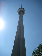 CN Tower (pepair) Tags: ontario sightseeing labourday